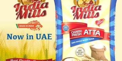 India Mills Atta