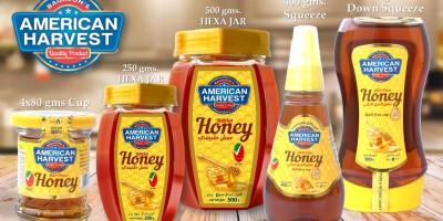 Pure & Natural Honey