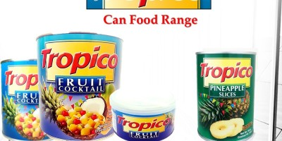 Tropico Canned Fruits