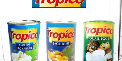 Tropico Can Food