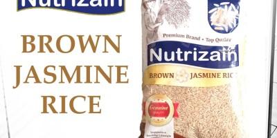 Nutrizain Brown Jasmine Rice