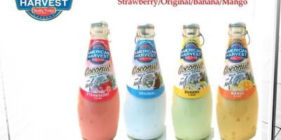 Coconut Milk Drink w/Nata De Coco