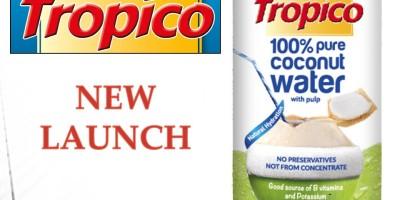 Tropico 100% Coconut Water